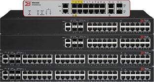 Brocade Networks Wireless Switches and Routers products
